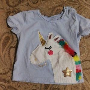 Other - Baby unicorn shirt.